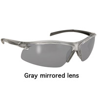 KD's Fusion Sunglasses Gray Mirrored Lens