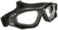 KD's Turbo Clear Lens Goggles