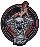 Lethal Threat Fully Equipped 12″ x 10″ Patch