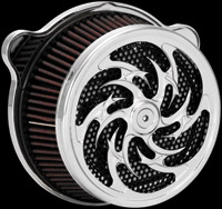 Xtreme Machine Reaper Chrome Air Cleaner