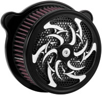 Xtreme Machine Reaper Black Cut Air Cleaner