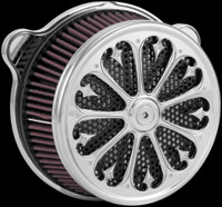 Xtreme Machine Stiletto Chrome Air Cleaner