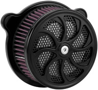 Xtreme Machine Turbo Black Cut Air Cleaner