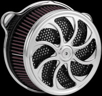Xtreme Machine Turbo Chrome Air Cleaner