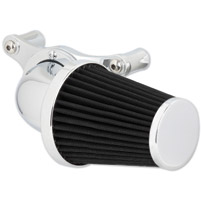 Wimmer Custom Cycle Super Intake with Black Filter and Built in Breathers