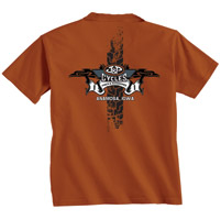 J&P Cycles® Cruzin Anamosa Short-Sleeve T-Shirt