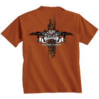 J&P Cycles® Cruzin Daytona, Florida Short-Sleeve T-Shirt