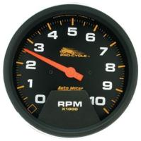Auto Meter Pro-Cycle Racing Tachometer