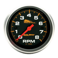 Auto Meter Pro-Cycle Street Tachometer