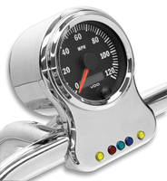 Thunder Heart Performance Handlebar Mount Gauge