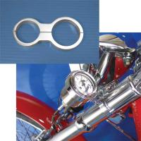 V-Twin Manufacturing Fork Tube Gauge Bracket