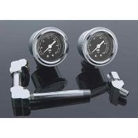 V-Twin Manufacturing Liquid Filled Oil Pressure Gauge