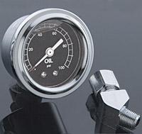 Liquid Filled Oil Pressure Gauge