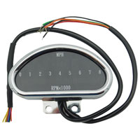 Digital Speedometer and Tach