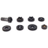 Andrews 4-Speed Stock Ratio Gear Set for Sportster