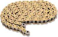 EK Chain ZZZ 520 Series Gold Chain