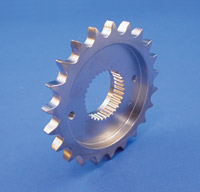 PBI Sprockets 21-Tooth Front 520 Sprocket Conversion