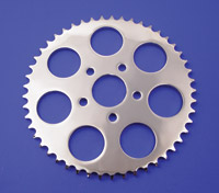 PBI Sprockets  53-Tooth Rear 520 Sprocket Conversion