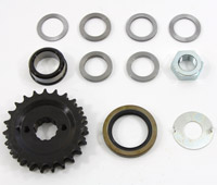 Solid Motor Sprocket Conversion 23 Teeth Kit