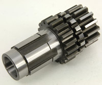 Custom Chrome Countershaft Gear