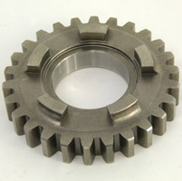Custom Chrome Countershaft Low Gear