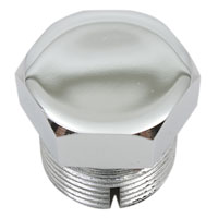 Colony Chrome Oversized Transmission Fill Plug