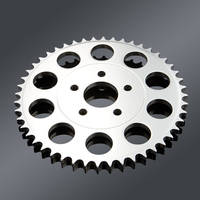PBI Aluminum Rear Drive Sprocket