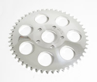 PBI Sprockets 51-Tooth Aluminum Rear Drive Sprocket
