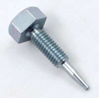 V-Twin Manufacturing Oil Pump Chain Oil Adjuster Screw