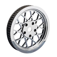Ride Wright Mesh Rear Pulley 65 Tooth