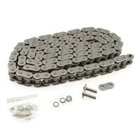 EK Chain O-ring Drive Chain, Natural Finish
