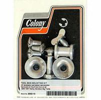 Colony Tool Box Mounting Kit