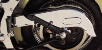 V-Twin Manufacturing Vintage Belt Guard