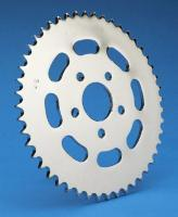 Rear Sprocket with Cutouts