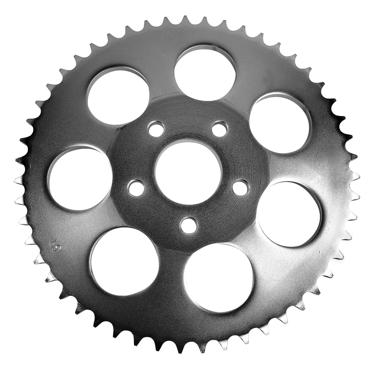 J&P Cycles® 51 Tooth Rear Chain Drive Sprocket