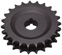 J&P Cycles® Tapered Motor Sprocket