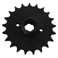 Eastern Motorcycle Parts  21 Tooth Heavy-Duty Transmission Sprocket