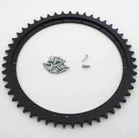 J&P Cycles® Sprocket Kit