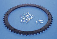 J&P Cycles® Early (Cast) Hydraulic Sprocket Kit