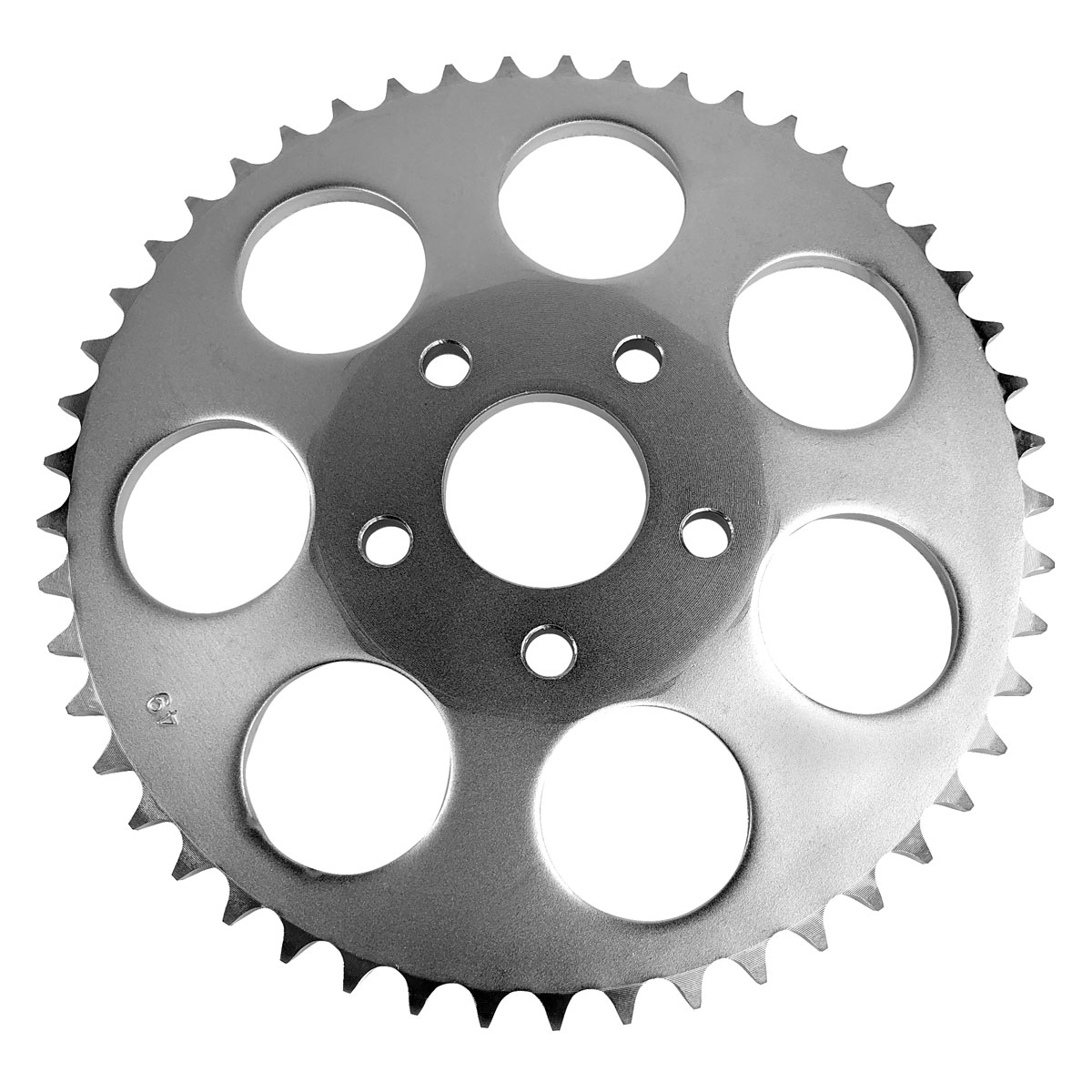 J&P Cycles® 49 Tooth Rear Chain Drive Sprocket