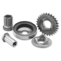 Twin Power Compensating Sprocket Assembly