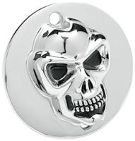 J&P Cycles® 3-D Skull Point Cover