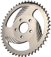 Swept 48-Tooth Rear Chain Sprocket