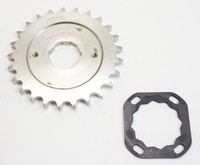 PBI Sprockets 26 Tooth Transmission Sprocket
