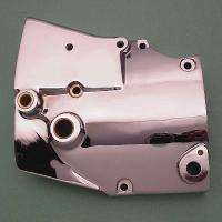 Chrome Sprocket Cover for Kick start