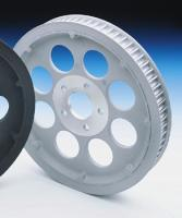 Silver 70 Tooth Rear Belt Pulley