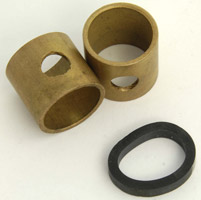 V-Twin Manufacturing Kickstart Shaft Bushing Kit