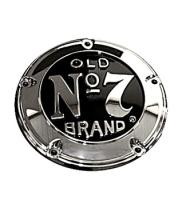 Jack Daniel's Old No. 7 Logo Points Cover