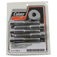 Colony Rear Pulley Bolt and Washer Kit