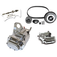 Rivera Primo 5 to 6 Speed Conversion Kit for Softail Style Drivelines